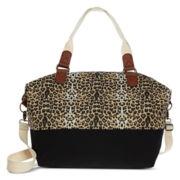Olsenboye® Leopard Print Weekender Bag