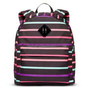 Arizona Stella Striped Backpack