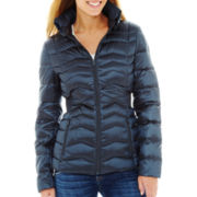 a.n.a® Packable Down Quilted Jacket - Talls