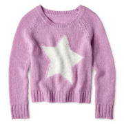 Total Girl® Icon Sweater - 6-16 and Plus