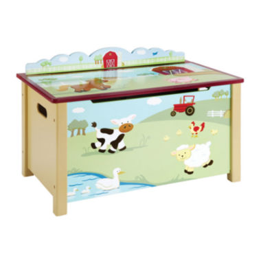 jcpenney.com | Farm Friends Toy Box