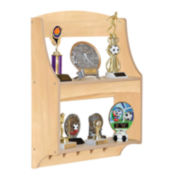 Expressions Trophy Rack – Natural