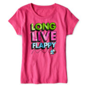 Flappy Bird Graphic Tee - Girls 7-16