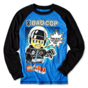 Lego Movie Long-Sleeve Raglan Graphic Tee - Boys 8-20