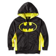 Batman Full-Zip Fleece Hoodie 6-18