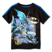Batman Graphic Tee – Boys 2t-4t