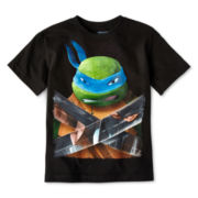 Teenage Mutant Ninja Turtles Graphic Tee – Boys 4-7
