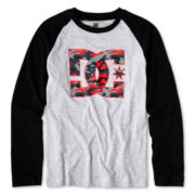 DC Shoes Co® Long-Sleeve Graphic Tee - Boys 8-20