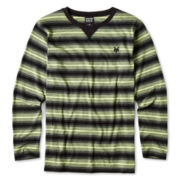 Zoo York® Striped Long-Sleeve Tee - Boys 6-16