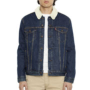 Levi's® Sherpa-Lined Trucker Jacket
