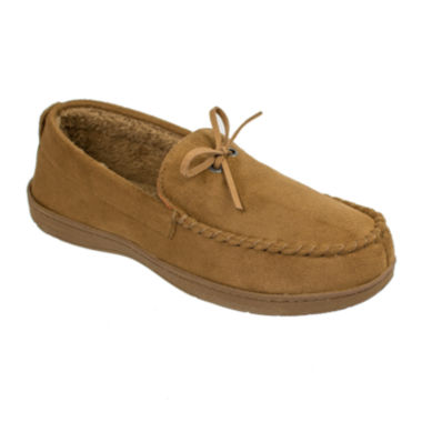 jcpenney.com | Dockers® Boater-Style Moccasin Slippers