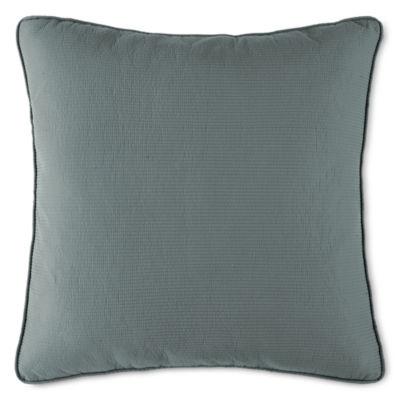 Studio™ Micro Grid Euro Pillow