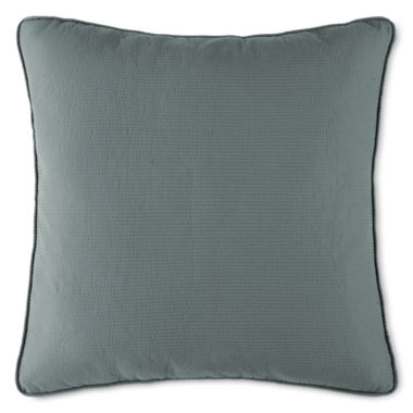 jcpenney.com | Studio™ Micro Grid Euro Pillow