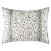 Home Expressions™ Morgan Floral Print Pillow Sham