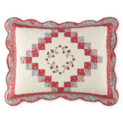 Home Expressions™ Maggie Floral Pillow Sham