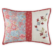Home Expressions™ Maggie Floral Oblong Decorative Pillow
