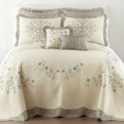 Home Expressions™ Marin Floral Vine Bedspread