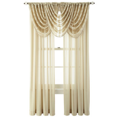 jcpenney.com | Royal Velvet® Cherise Sheer Window Treatments