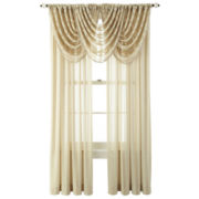 Royal Velvet® Cherise Sheer Window Treatments