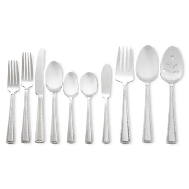 jcpenney.com | International® Mason 101-pc. Flatware Set