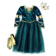 Disney Merida Costume and Accessories – Girls 2-12