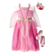 Disney Aurora Costume and Accessories – Girls 2-10