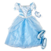 Disney Cinderella Costume and Accessories – Girls 2-10