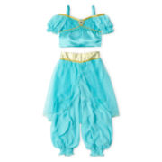 Disney Collection Jasmine Costume – Girls 2-12