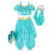 Disney Jasmine Costume and Accessories – Girls 2-10