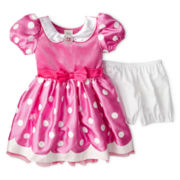 Disney Collection Pink Minnie Mouse Costume – Girls 2-12