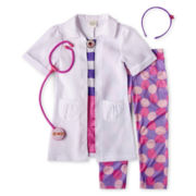 Disney Collection 4-pc. Doc McStuffins Costume – Girls 3-8