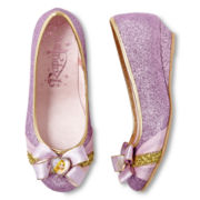 Disney Rapunzel Costume Shoes - Girls