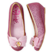 Disney Collection Aurora Costume Shoes – Girls