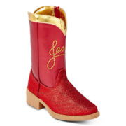 Disney Collection Jessie Costume Boots - Girls