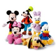 Disney Mini Character Plush