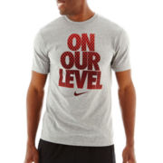 Nike® Level Tee