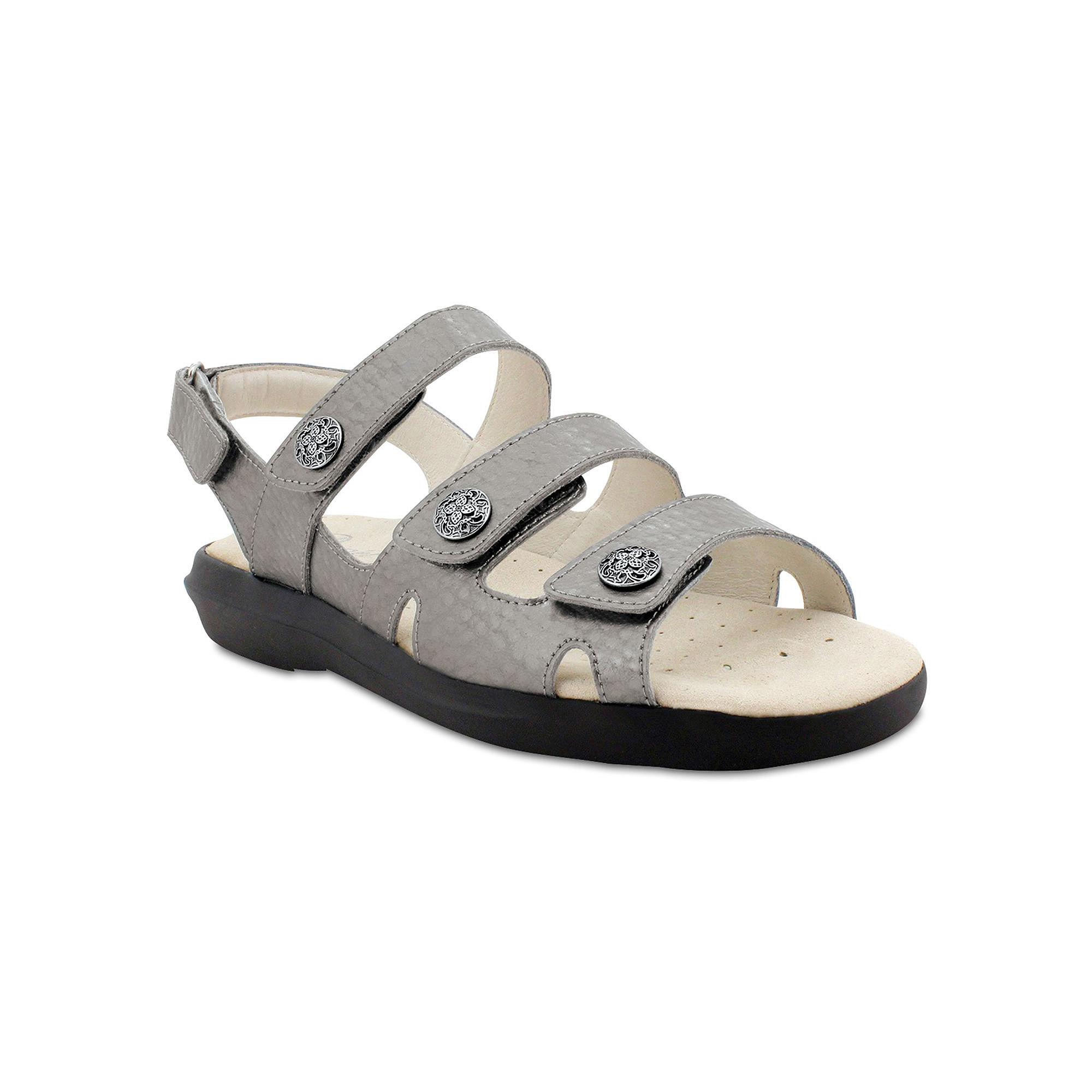 Propet Bahama Womens Leather Sandals