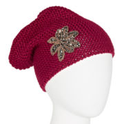 Mixit™ Embellished Slouch Beanie