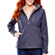 Free Country® Softshell Jacket - Petite