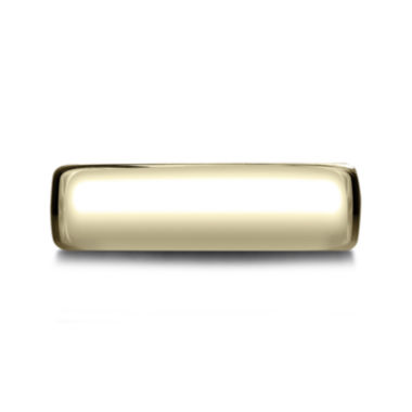 jcpenney.com |  Mens 14K Yellow Gold 6.5mm Band