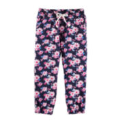 OshKosh B'gosh® Floral Jogger Pants - Preschool Girls 4-6x