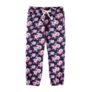 OshKosh B'gosh® Floral Jogger Pants - Toddler Girls 2t-5t