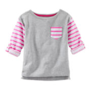OshKosh B'gosh® Knit Top  - Preschool Girls 4-6x