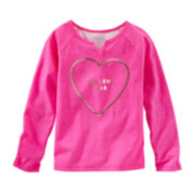 OshKosh B'gosh® Follow Your Heart Top  - Preschool Girls 4-6x