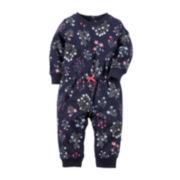 Carter's® Floral-Print Bodysuit - Baby Girls newborn-24m
