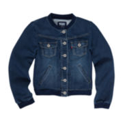 Levi's® Knit Denim Jacket - Girls 7-16
