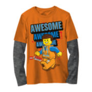 Lego Movie Awesome Graphic Tee - Boys 8-20