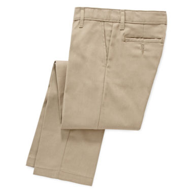 jcpenney.com | Dickies® Slim-Fit Straight-Leg Twill Pants - Boys 8-20
