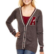"Arizona Long-Sleeve Varsity ""A"" Cardigan"
