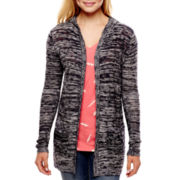 Arizona Long-Sleeve Hooded Cardigan